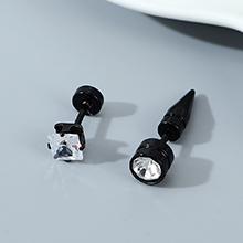 欧美创意个性ins潮流行爆款水钻水晶锆耳钉