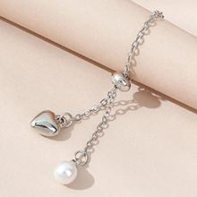 韩版创意时尚流行ins潮复古珍珠戒指